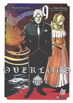 OVERLORD เล่ม 9 ฉบับการ์ตูน