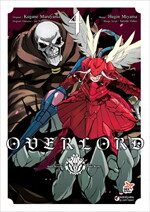 OVER LORD เล่ม 4 ฉบับการ์ตูน
