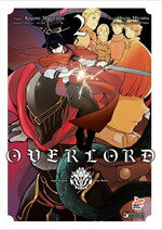 OVER LORD เล่ม 2 ฉบับการ์ตูน