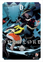 OVER LORD เล่ม 6 ฉบับการ์ตูน