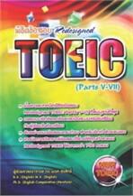พิชิตข้อสอบ Redesigned TOEIC (Parts V-VII)