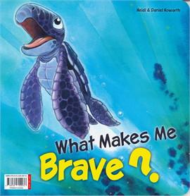 เต่าน้อยผู้กล้าหาญ (เปิดอ่านได้ 2 ด้าน ไทย-อังกฤษ)