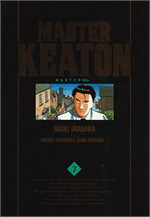 MASTER KEATON มาสเตอร์คีตัน เล่ม 7