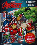 2-in-1 ACTIVITY BAG DISNEY: MARVEL ADVENGERS