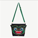 Ramakien Side Bag - Nilapat (กระเป๋าสะพายข้างรามเกียรติ์ นิลพัท)