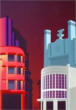 ศิลปะสถาปัตยกรรมคณะราษฎร สัญลักษณ์ทางการเมืองในเชิงอุดมการณ์