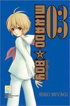 MIKADO BOY มิคาโดะ บอย เล่ม 3