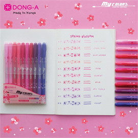 DONG-A ปากกาMy Color2 Limited Edition Spring Blossom
