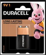 Duracell Coppertop 9V (1ก้อน)