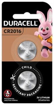 Duracell CB Licoin 2016x2BCD ASIA RAD