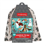 MUDPUPPY HOT DOGS PUZZLE TO GO