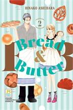 BREAD&BUTTER เล่ม 2