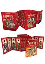 สามก๊กการ์ตูน (Box set) เล่ม 1-15