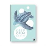 สมุดโน้ต A5 Save Sea Life ปกเต่า