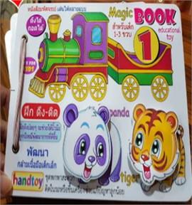 Handtoy Magic Book