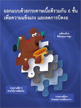 Mideer มิเดียร์ Puzzle Step2-Four Seasons