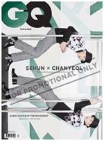 GQ Thailand เซฮุน-ชานยอล ใส่หมวก