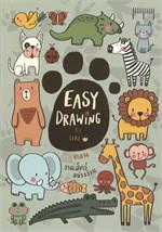 EASY DRAWING ตอน วาดสัตว์อย่างง่าย