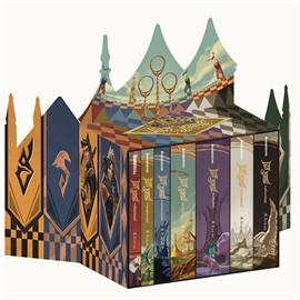 Box Set แฮร์รี่ พอตเตอร์ (ฉบับครบรอบ 20 ปี/ปกแข็ง)