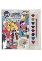 ระบายสีตามตัวเลข +สี My Litte Pony Magical Today ฟรี! สติ๊กเกอร์มากกว่า 60 ดวง