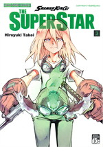 SHAMAN KING THE SUPER STAR เล่ม 3