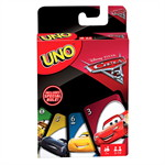 UNO LICENSED - CARS 3
