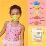 เซ็ตหน้ากากผ้าลายCraymoji Colors(เล็ก)