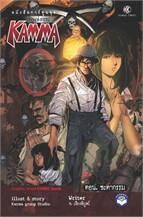 หนังสือการ์ตูน กฎแห่งธรรม KAMMA ตอน ชะตากรรม