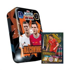 UCLMA Match Attax-2020/2021 Mega Tins