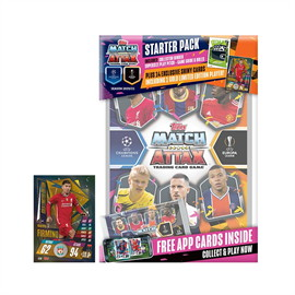 UCLMA Match Attax-2020/2021 Starter Pack