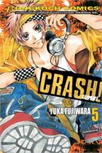CRASH! แครช! เล่ม 5