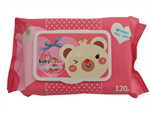 Ansont Baby Wipes Cherry Fragrance