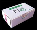 บัตรรูปประโยคภาษาญี่ปุ่น N4 + ห่วงเหล็ก