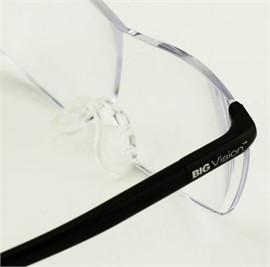 BIG VISIONแว่นตาขยายไร้มือจับ+CLIP ON LED