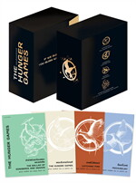 Boxed Set The Hunger Games (4 เล่ม)