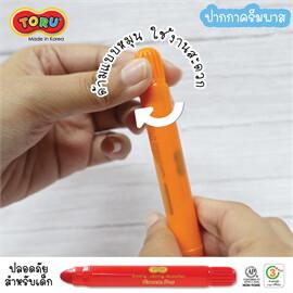 DONG-A TORU Cream Pas ปากกาครีมพาส 12 สี