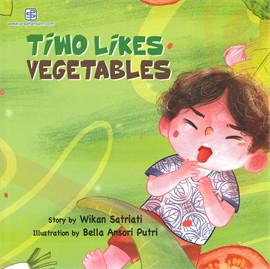 ทีโวชอบกินผัก (ไทย-อังกฤษ)