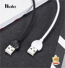 HALE สายชาร์จ Type-C รุ่น HC-02C ขาว