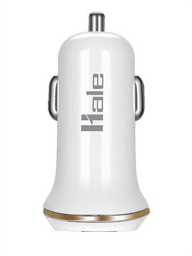 HALE ปลั๊กชาร์จภายในรถ รุ่น HC-05 ขาว
