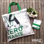 Shopping Bag สีใส VAVA Zero Waste