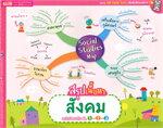 Social Studies Map สรุปเนื้อหาสังคม ระดับมัธยมต้น ม.1-2-3
