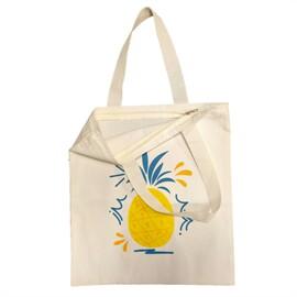 กระเป๋าผ้า The pineapple PN013