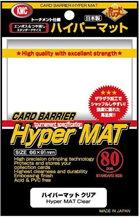 KMC : ซองใส่การ์ด Hyper Mat Clear