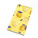สมุดโน้ตกลางลาย lemons