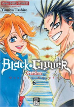 BLACK CLOVER GAIDEN QUARTET ล.6