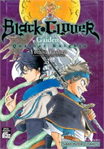 BLACK CLOVER GAIDEN QUARTET ล.3