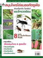 สมุนไพรไล่แมลงศัตรูพืช รักษาโรคพืช โรคสัตว์ และสิ่งแวดล้อม
