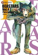 BEASTARS Volume 4