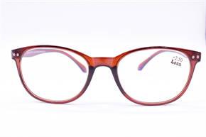 แว่นสายตายาวแฟนชั่นรุ่นRP54 น้ำตาล +2.50