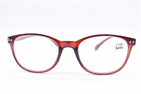 แว่นสายตายาวแฟนชั่นรุ่นRP54 น้ำตาล +3.00